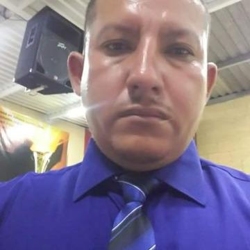 Hugo Antonio Meléndez, 37, San Salvador, El Salvador