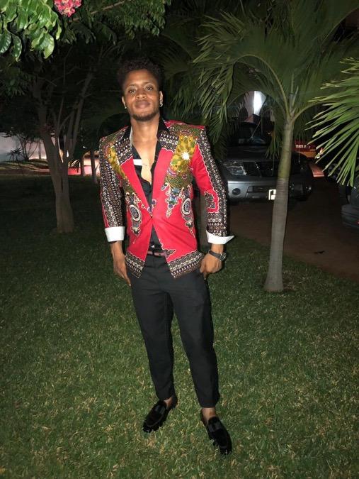 Charles Gogra, 31, Dakar, Senegal