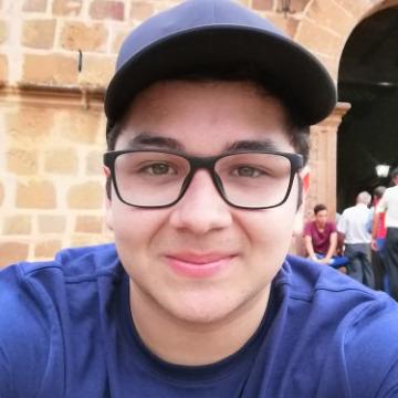 David, 21, Medellin, Colombia