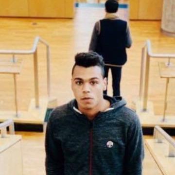 Mostafa Mohamed, 24, Cairo, Egypt