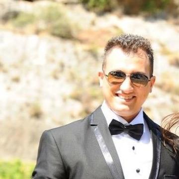 michel bou karam, 34, Montreal, Canada