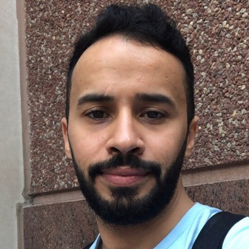 Ibrahim, 27, Jeddah, Saudi Arabia