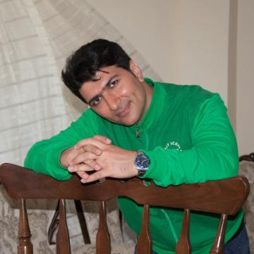 saeed, 36, Iranshahr, Iran