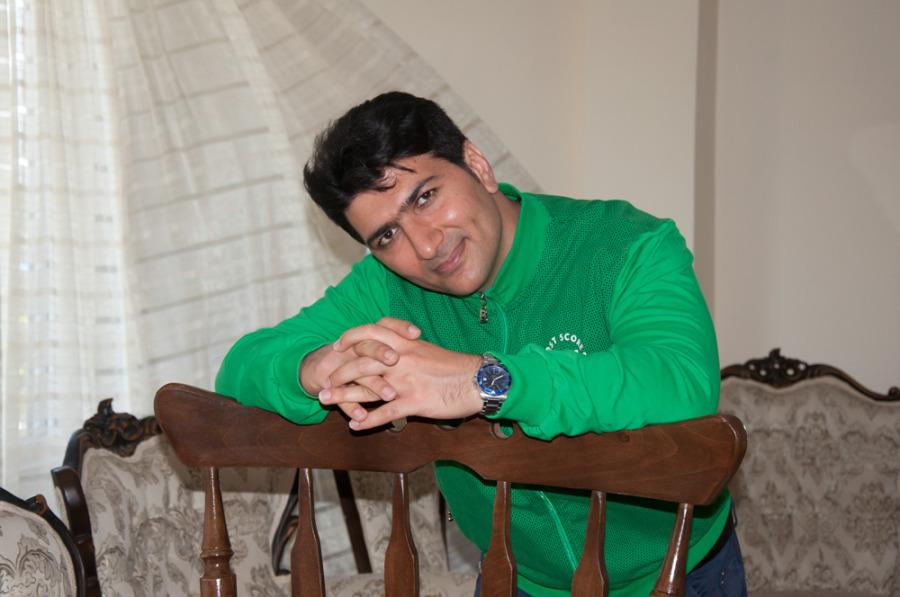 saeed, 38, Vancouver, United States