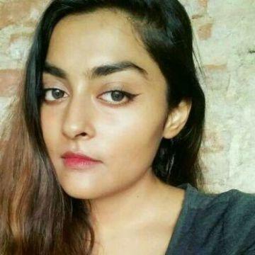 Sanjana Barua, 29, New Delhi, India