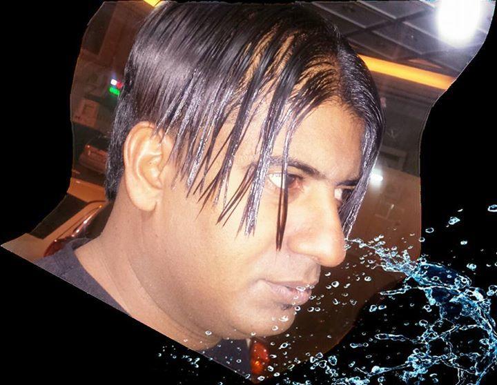 Shabeer Ali, 39, Abu Dhabi, United Arab Emirates