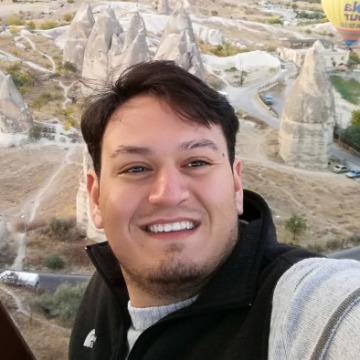 Ahmad, 31, Amman, Jordan