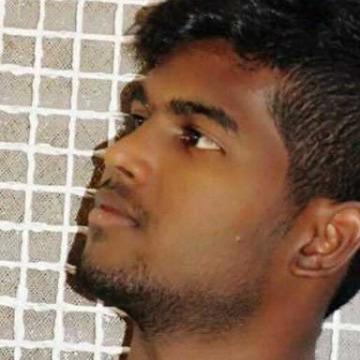 Palani bharathi, 24, Coimbatore, India