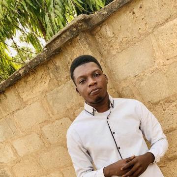 Adegbite abayomi, 20, Abeokuta, Nigeria