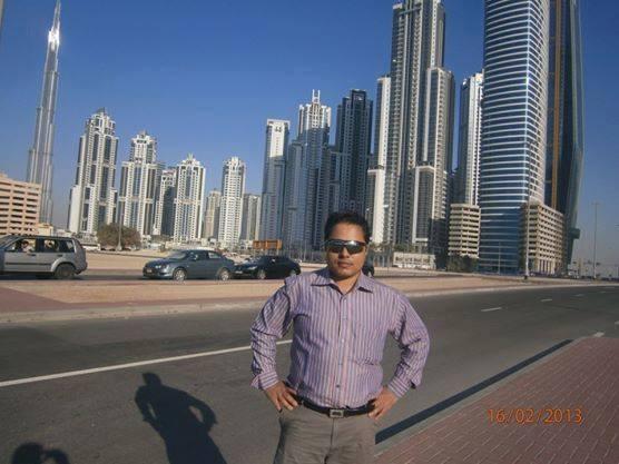Ali Ali Sher, 33, Abu Dhabi, United Arab Emirates