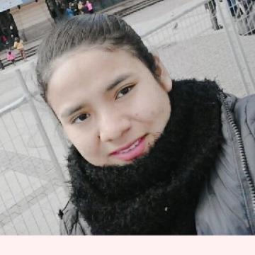 Ana Karen, 23, Santiago, Chile