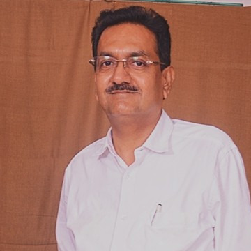 Manoj Pradhan, 52, Bhopal, India