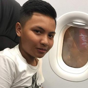 Domanic Nata, 20, Kuching, Malaysia