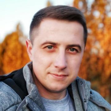 Vitalik Vavrushko, 30, Zhytomyr, Ukraine