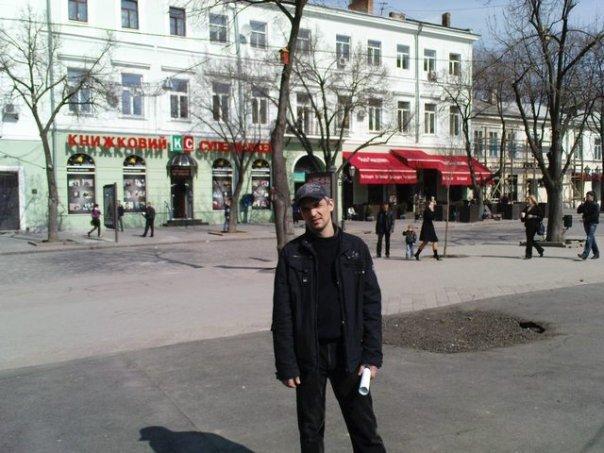 Александр, 42, Odesa, Ukraine
