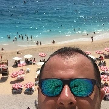 Ediz, 35, Antalya, Turkey