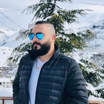 Elie Bathany, 30, Dubai, United Arab Emirates