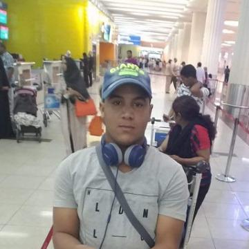 Abdo Boumendil, 25, Sharjah, United Arab Emirates