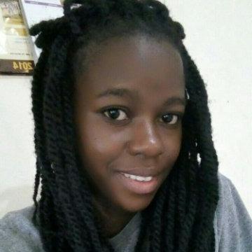 Diana, 19, Kampala, Uganda