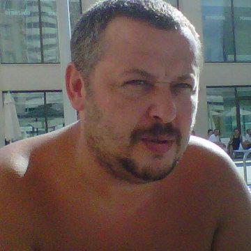 Murat Çangırı, 46, Istanbul, Turkey