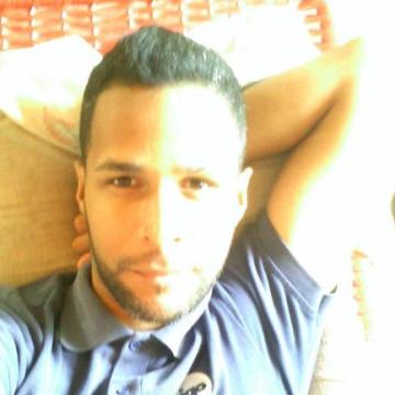 Cristian Gomez, 29, Porlamar, Venezuela