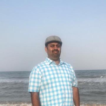 Chandhu Veera, 33, Bangalore, India