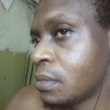 Walter Mbonu, 37, Doha, Qatar