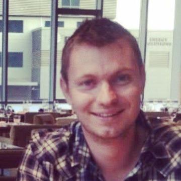 Oliver Jamieson, 36, Dubai, United Arab Emirates