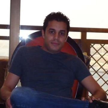 Mido Bisso, 34, Dubai, United Arab Emirates