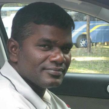 Jagdeesh Ramesh, 44, Pondicherry, India