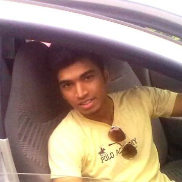 Kishore Kumar, 26, Chennai, India