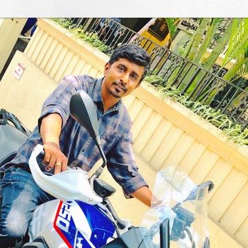 Sukesh, 30, Bangalore, India