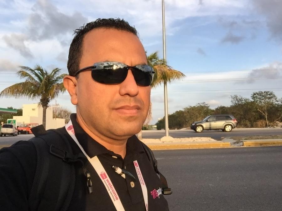 Israel Aguilar Hernandez, 35, Merida, Mexico