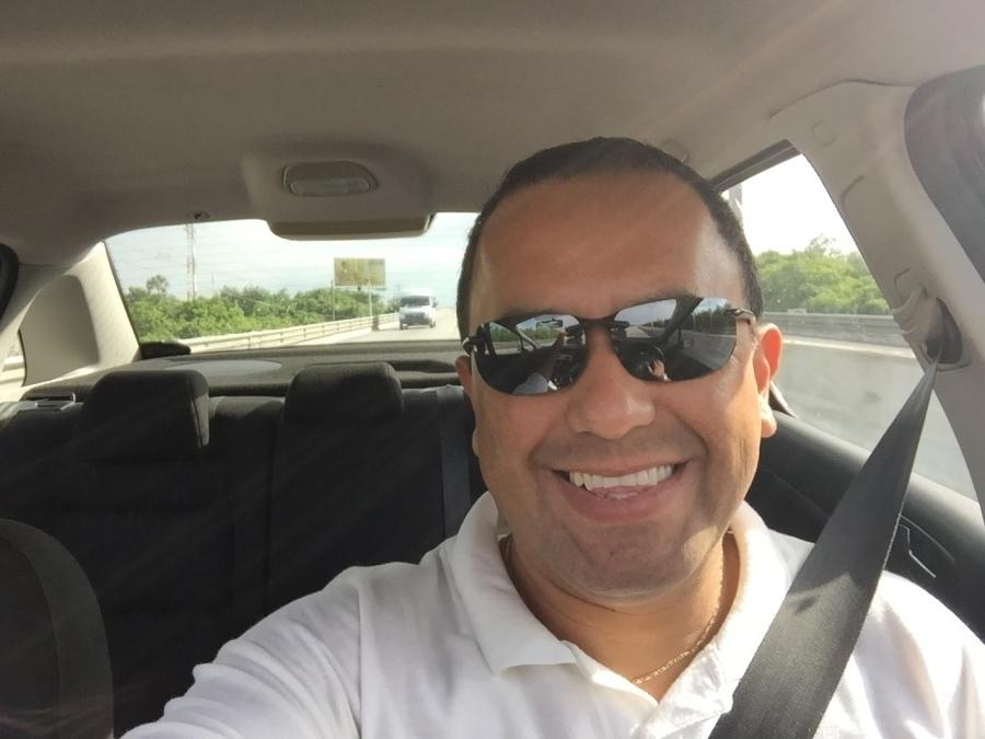 Israel Aguilar Hernandez, 36, Merida, Mexico