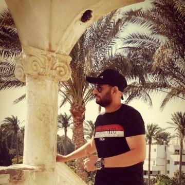 Mamdoh Hossam, 33, Cairo, Egypt