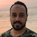 Hisham Ahmed, 34, Cairo, Egypt