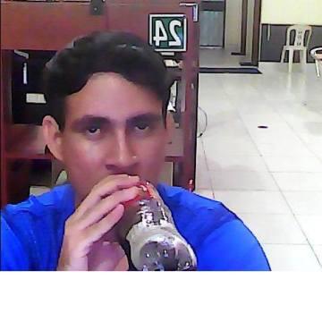 Jesús Alexander García Mendieta, 33, Iquitos, Peru