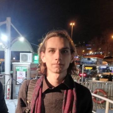 Aqeel Jameel, 25, Istanbul, Turkey