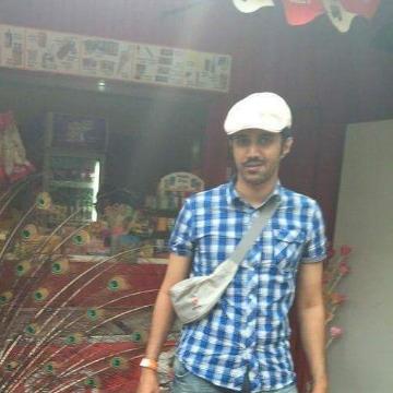 Nasser Alyami, 33, Bishah, Saudi Arabia