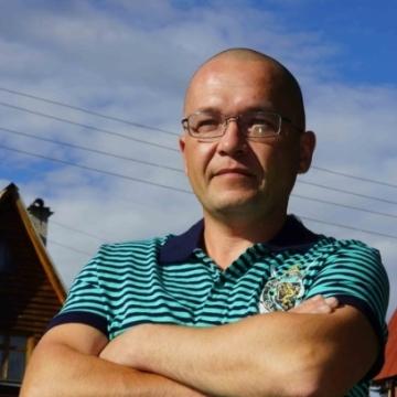 Albert Aminov, 43, Yekaterinburg, Russian Federation