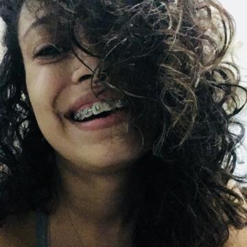 Layza Dias, 24, Sao Paulo, Brazil