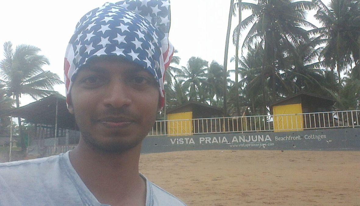 SRINUGOLI, 29, Hyderabad, India