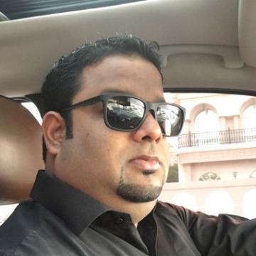 Wilson Nelson, 37, Dubai, United Arab Emirates