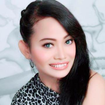 Enie Hamka, 27, Kuta, Indonesia