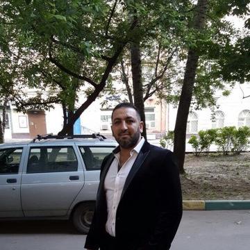 Fadi Zarnagi, 42, Khimki, Russian Federation
