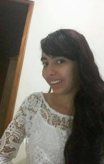 Lara Vanessa Silveira, 25,