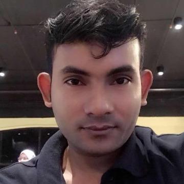 Md Rahaman, 30, Petaling Jaya, Malaysia