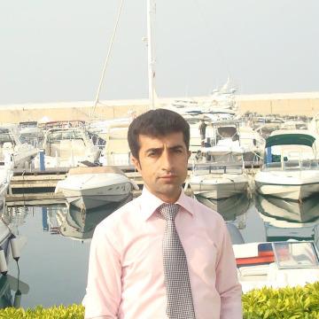 Kosrat Hamid, 43, Erbil, Iraq