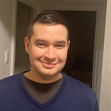 Kim Hitchcock, 38, Melbourne, Australia