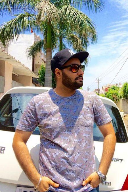 Gagan BaJwa, 32, Dubai, United Arab Emirates